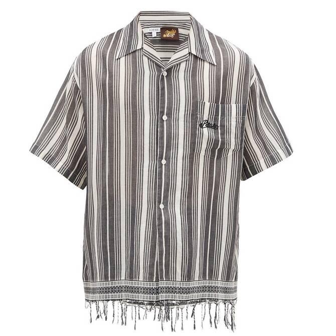 Модні літні чоловічі сорочки 2021-2022 35