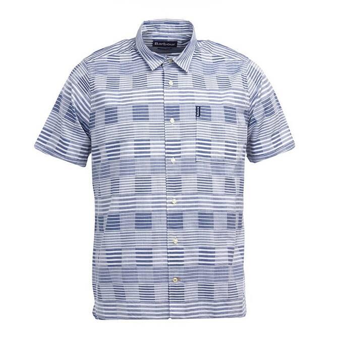 Модні літні чоловічі сорочки 2021-2022 36
