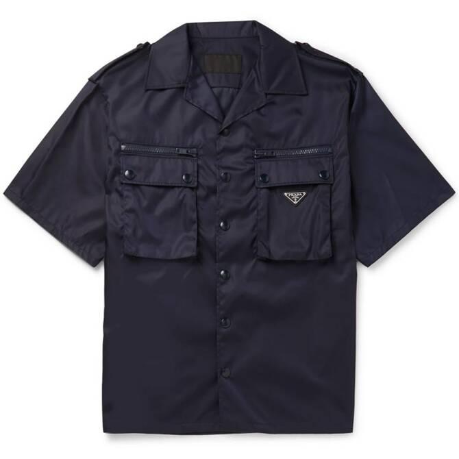 Модні літні чоловічі сорочки 2021-2022 38