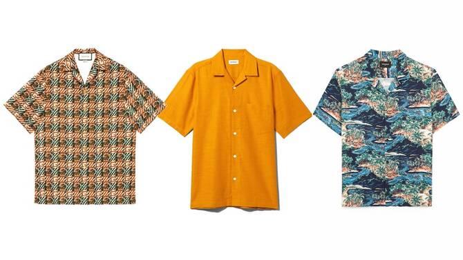 Модні літні чоловічі сорочки 2021-2022 4