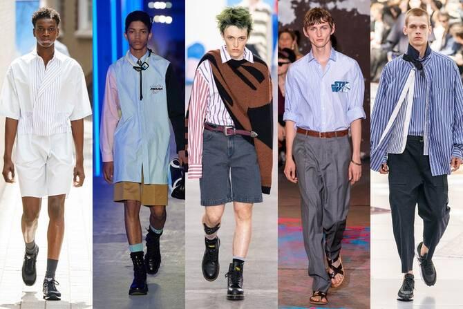 Модні літні чоловічі сорочки 2021-2022 5