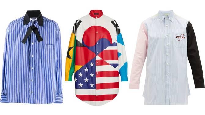 Модні літні чоловічі сорочки 2021-2022 6