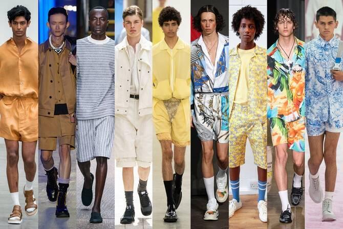 Модні літні чоловічі сорочки 2021-2022 7