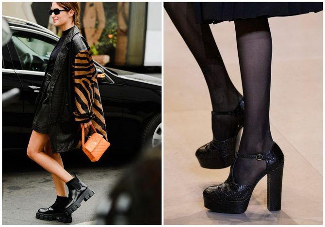 Модне жіноче взуття осінь-зима 2020-2021: головні тренди сезону 10
