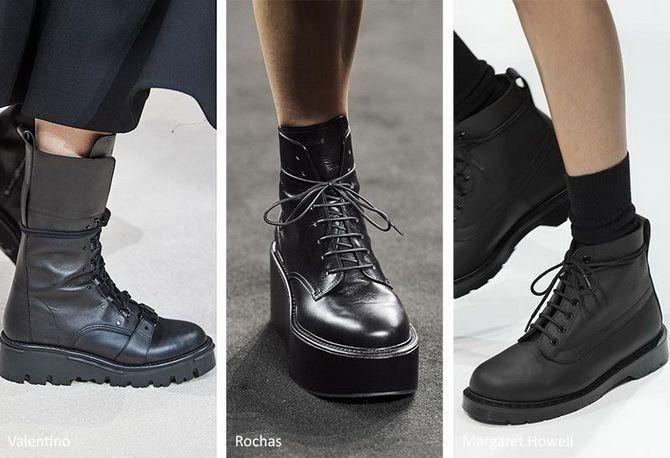Модная женская обувь осень-зима 2021-2022: главные тренды сезона 14