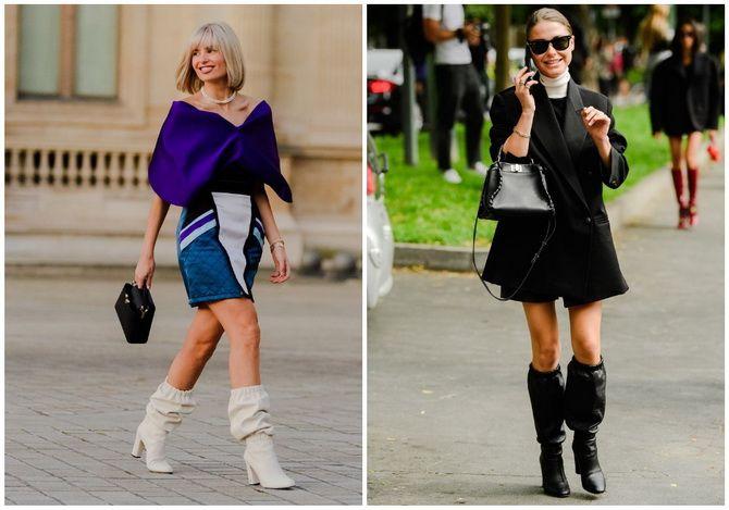 Модная женская обувь осень-зима 2021-2022: главные тренды сезона 21
