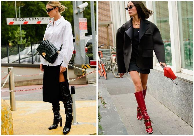 Модная женская обувь осень-зима 2021-2022: главные тренды сезона 22