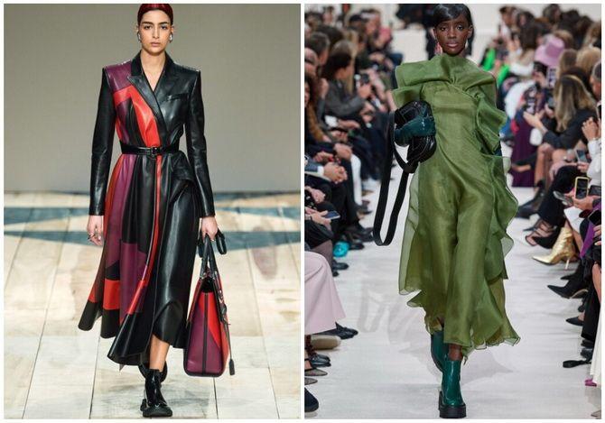 Модная женская обувь осень-зима 2021-2022: главные тренды сезона 24