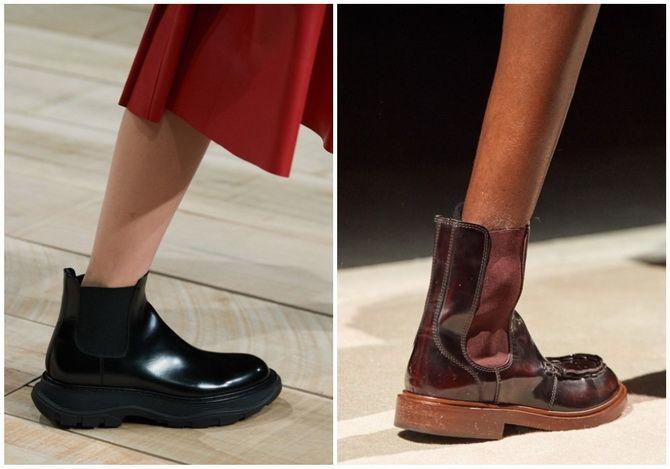 Модне жіноче взуття осінь-зима 2020-2021: головні тренди сезону 25