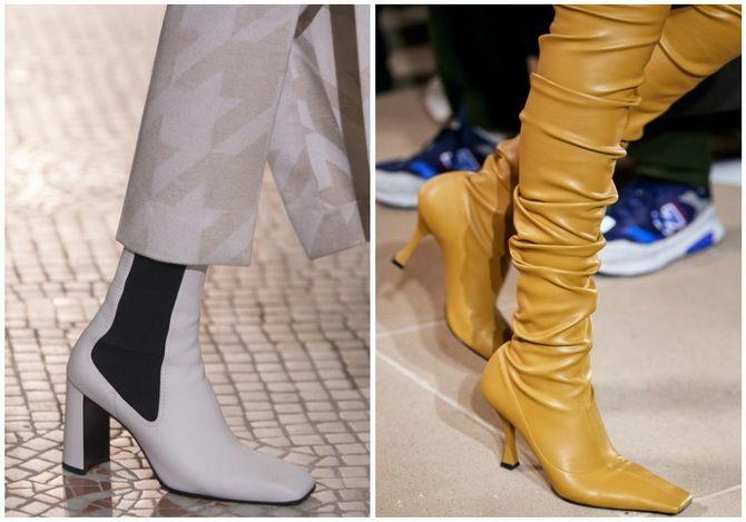 Модне жіноче взуття осінь-зима 2020-2021: головні тренди сезону 4