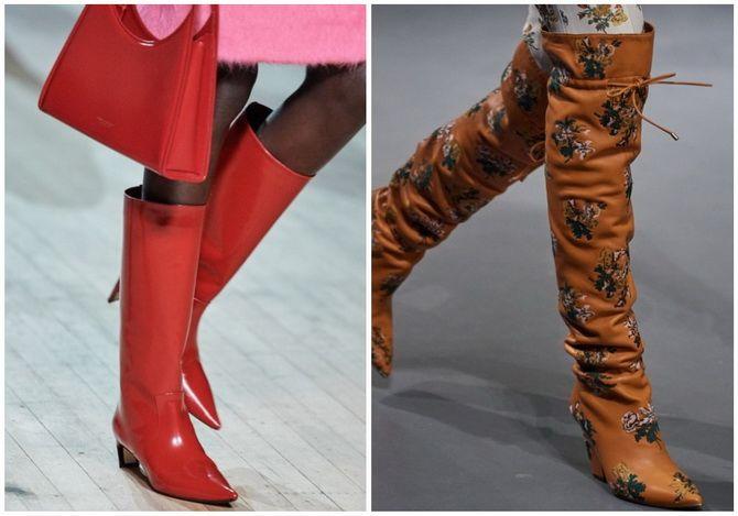 Модная женская обувь осень-зима 2021-2022: главные тренды сезона 6