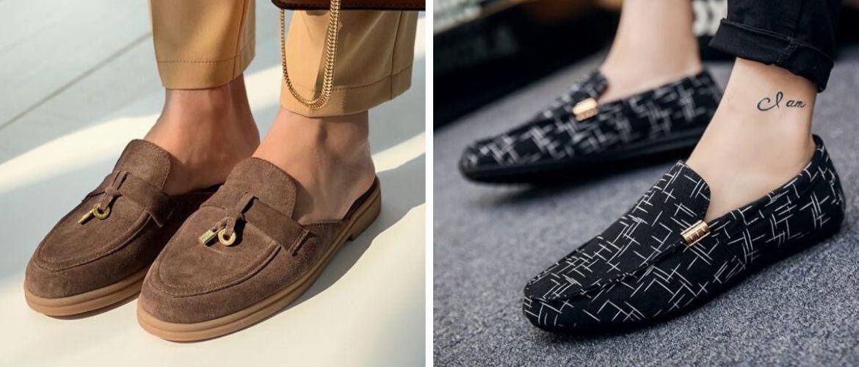 Модная летняя мужская обувь 2020-2021