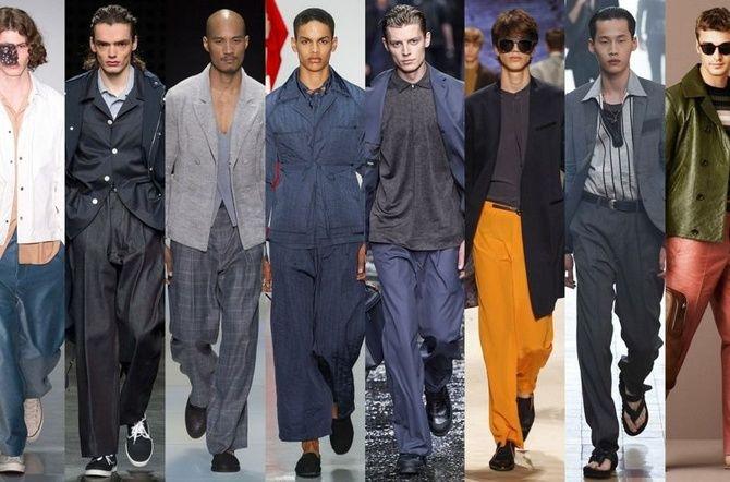 Модная летняя мужская обувь 2020-2021 1