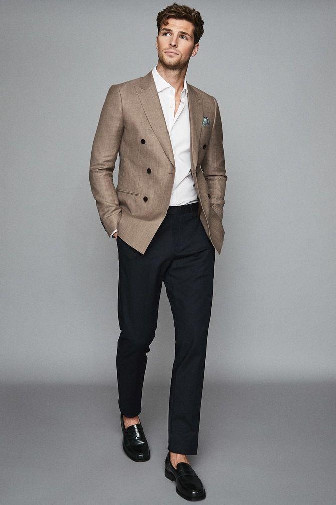 Модная летняя мужская обувь 2020-2021 23