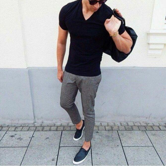 Модная летняя мужская обувь 2020-2021 29