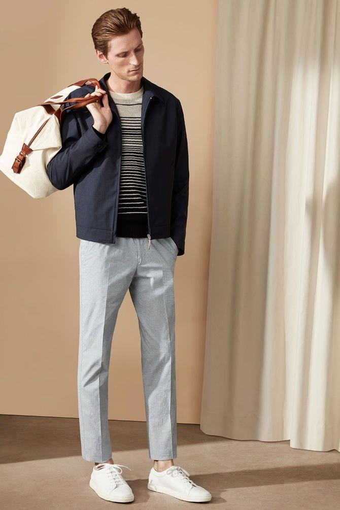 Модная летняя мужская обувь 2020-2021 5