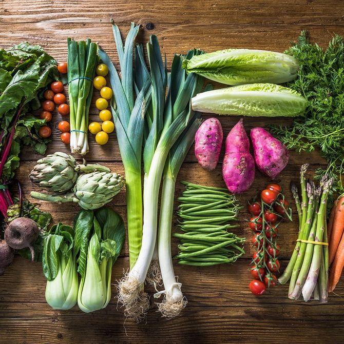 Овощная диета: как похудеть на 10 кг за 7 дней (+бонус-рецепт!) 1