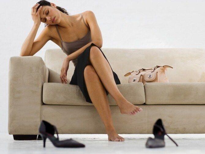 10 простих способів зняти набряки ніг в домашніх умовах 2
