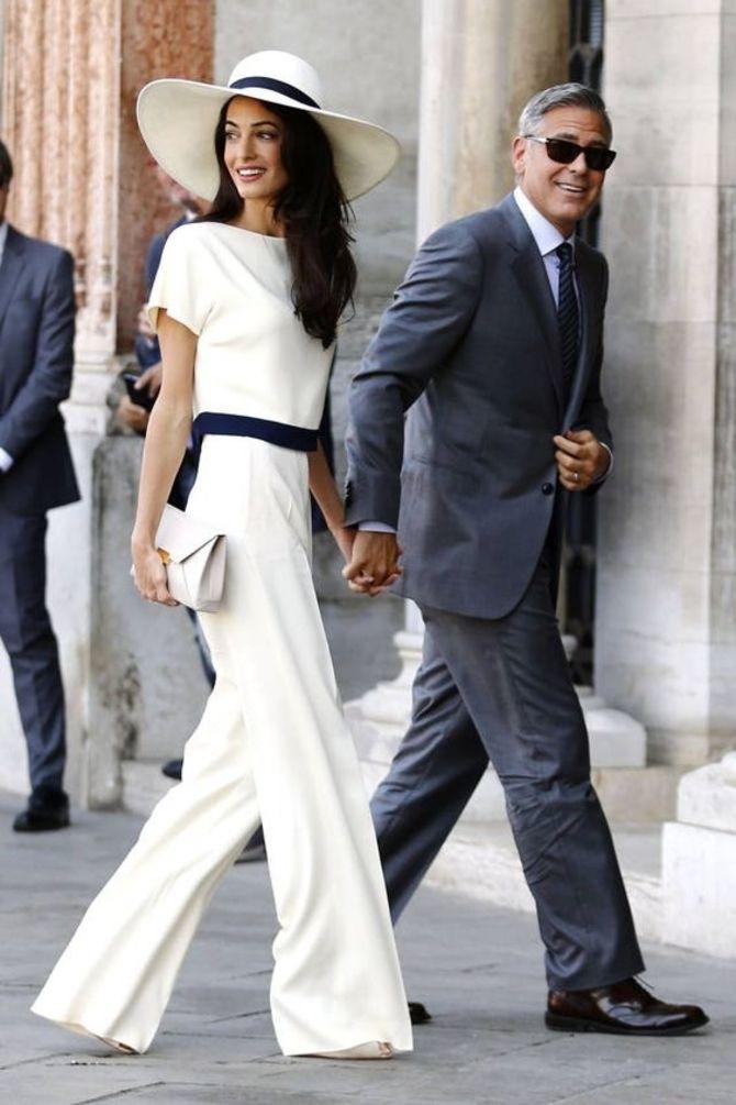 Свадебные костюмы для невест: стильные идеи для особенного дня 10