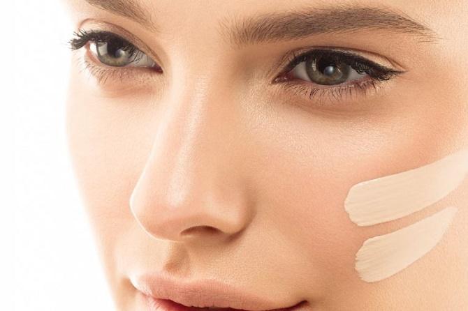 Каким должен быть тональный крем для проблемной кожи? 1