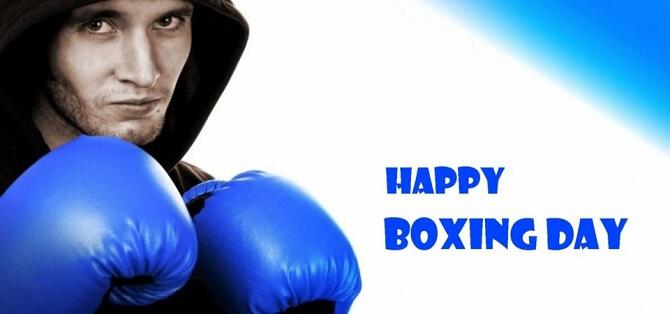 Привітання в День боксу