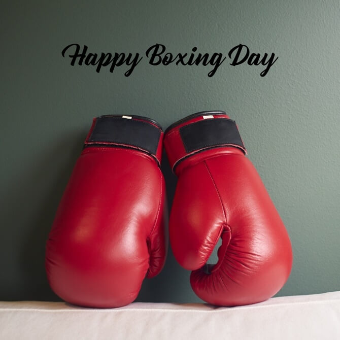 Міжнародний день боксу