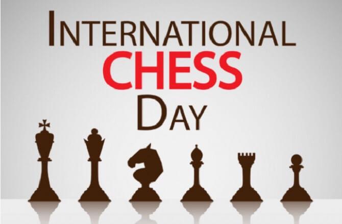 привітання з днем шахів