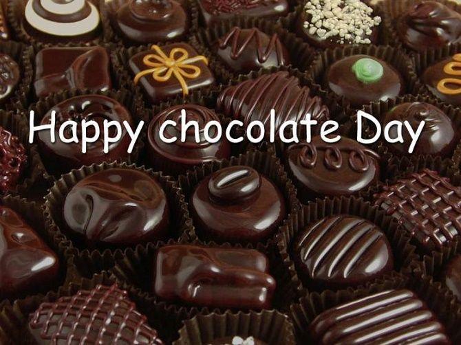 день шоколаду 2020