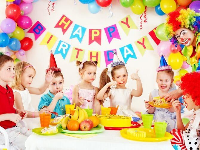 Креативно, необычно и интересно – как организовать детский праздник 1
