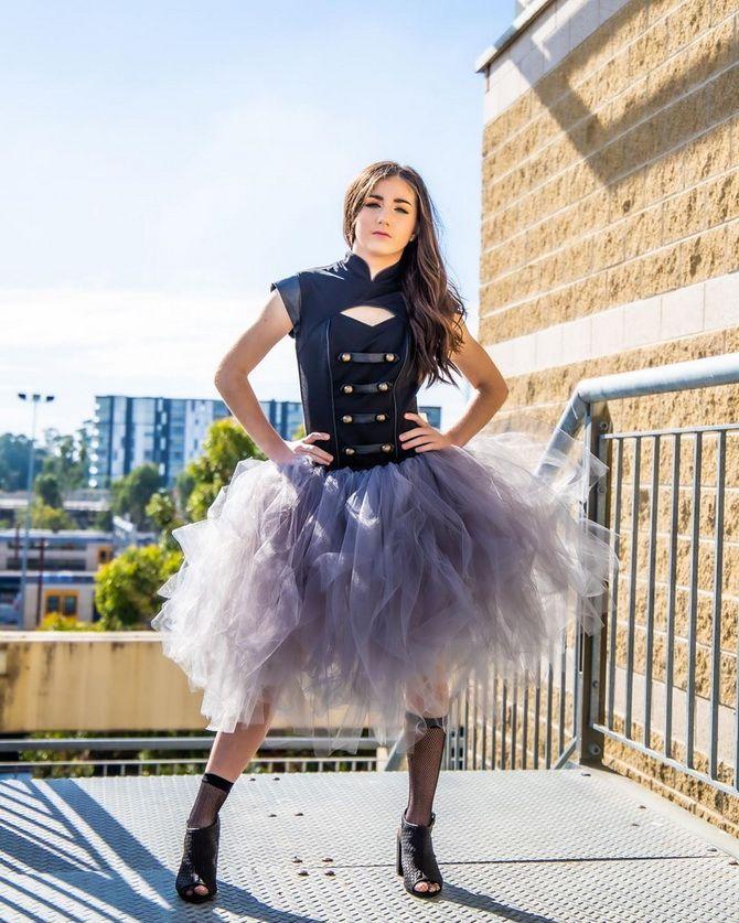 Модная одежда для подростков 2021-2022: составляем стильный гардеробчик 8