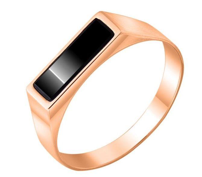 кольца с ониксом