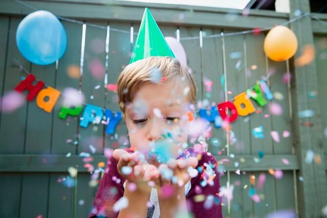 Креативно, необычно и интересно – как организовать детский праздник 2