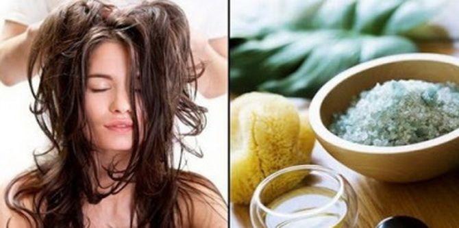 Пилинг для волос: в чем особенность и эффект 2