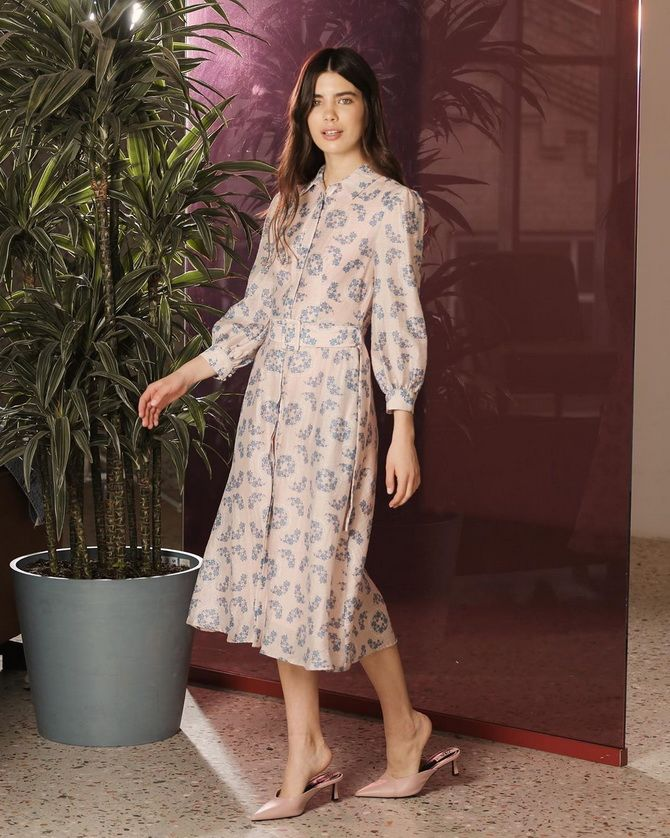 Офісні сукні 2020-2021: ділова елегантність 3