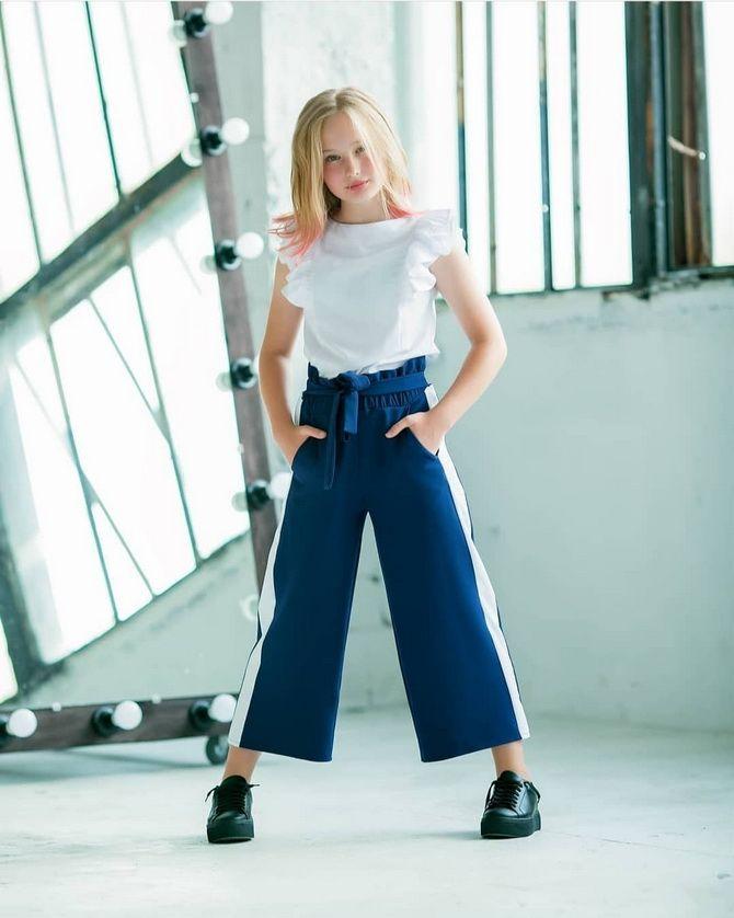 Модний одяг для підлітків 2021-2022: складаємо стильний гардеробчик 1