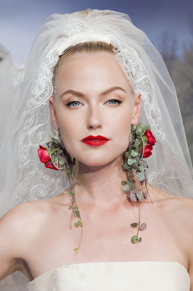 Свадебный макияж 2021: тенденции красоты, о которых должна знать каждая невеста 19