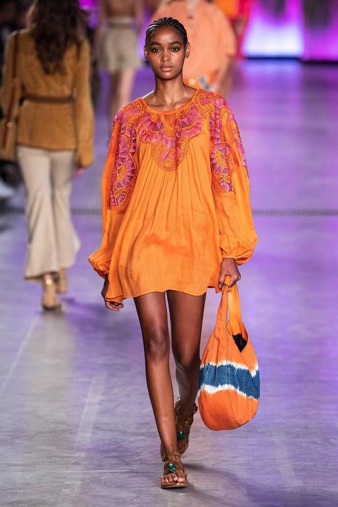 Сукні з вишивкою – кращі моделі сезону 2020-2021 7