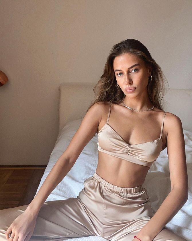 Новая девушка Брэда Питта: действительно ли она похожа на Анджелину Джоли? 6