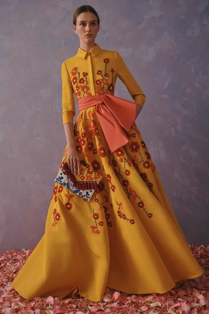 Сукні з вишивкою – кращі моделі сезону 2020-2021 26