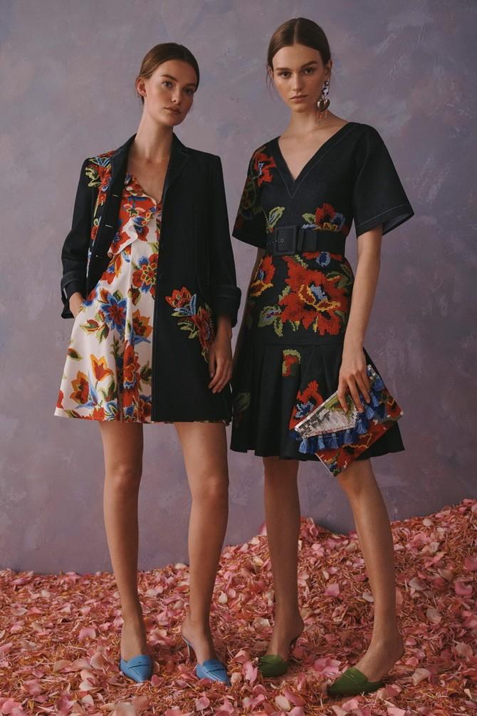 Платья с вышивкой — лучшие модели сезона 2021-2022 29