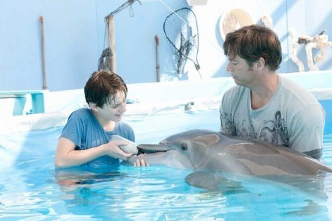 Найкрасивіші і пізнавальні фільми про дельфінів 2