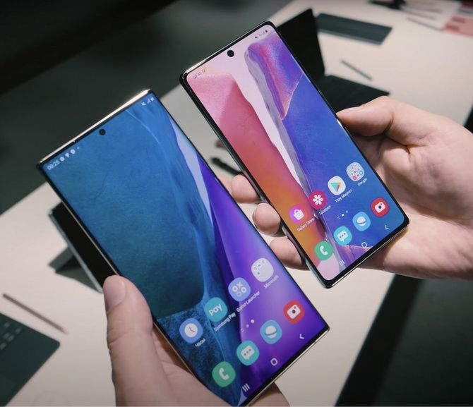 Смартфони Galaxy Note20 і Galaxy Note20 Ultra від Samsung вже в продажу (і ще дещо цікаве) 4