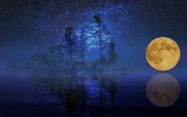 Кукурузная Луна: что готовит нам Полнолуние в сентябре 2020 года