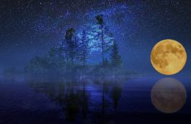 The Full Corn Moon and its aspects in September 2020