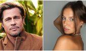 Новая девушка Брэда Питта: действительно ли она похожа на Анджелину Джоли?