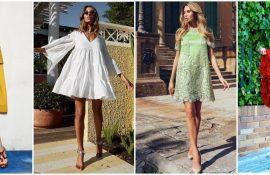 Платье-трапеция: лучшие модели и фасоны 2020-2021 года