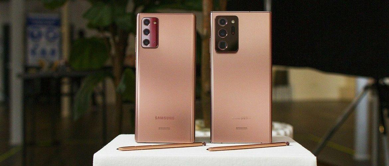 Смартфони Galaxy Note20 і Galaxy Note20 Ultra від Samsung вже в продажу (і ще дещо цікаве)