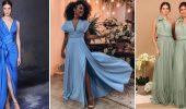 В греческом стиле: самые красивые и нежные платья 2021-2022