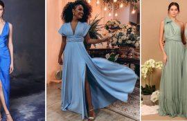 В греческом стиле: самые красивые и нежные платья 2020-2021