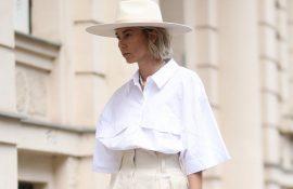 З чим носити білу сорочку: модні ідеї 2020-2021